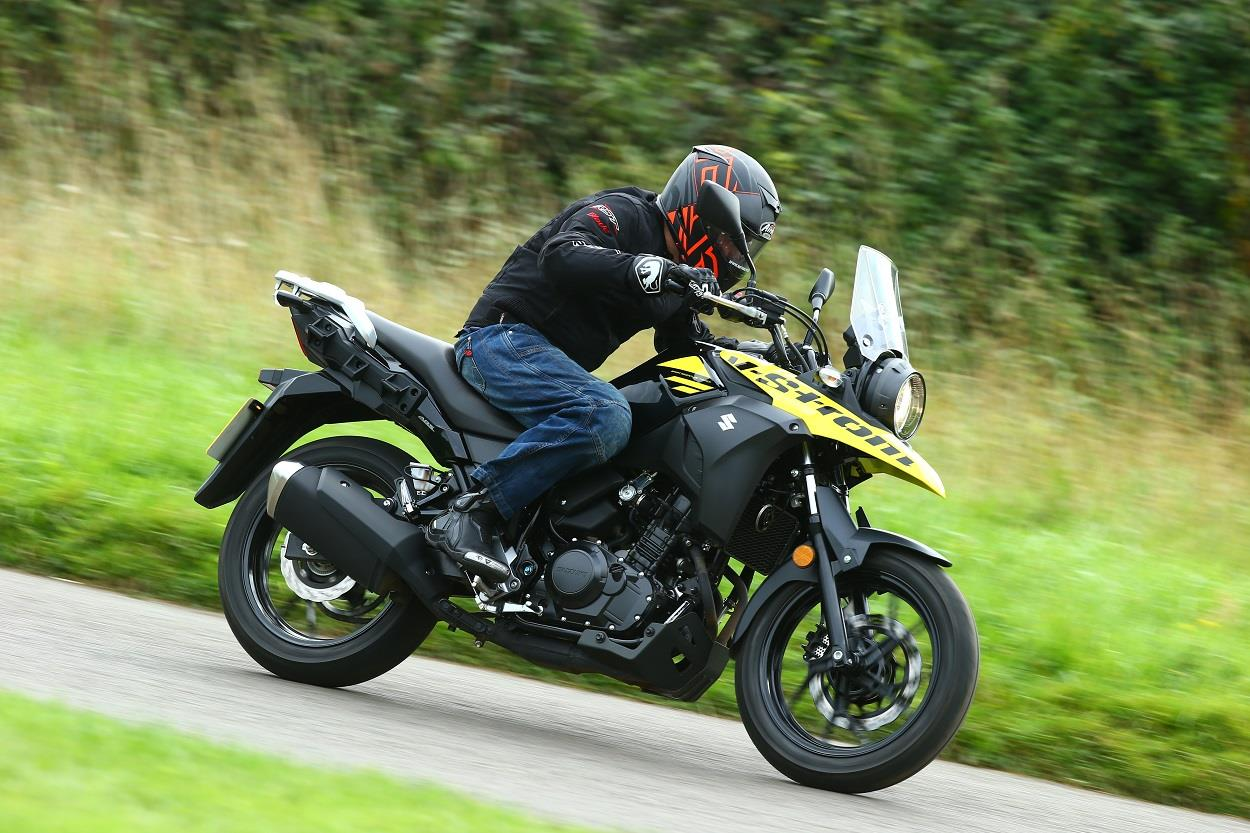 Does Suzuki's DL250 V-Strom cut it for adventure? | MCN