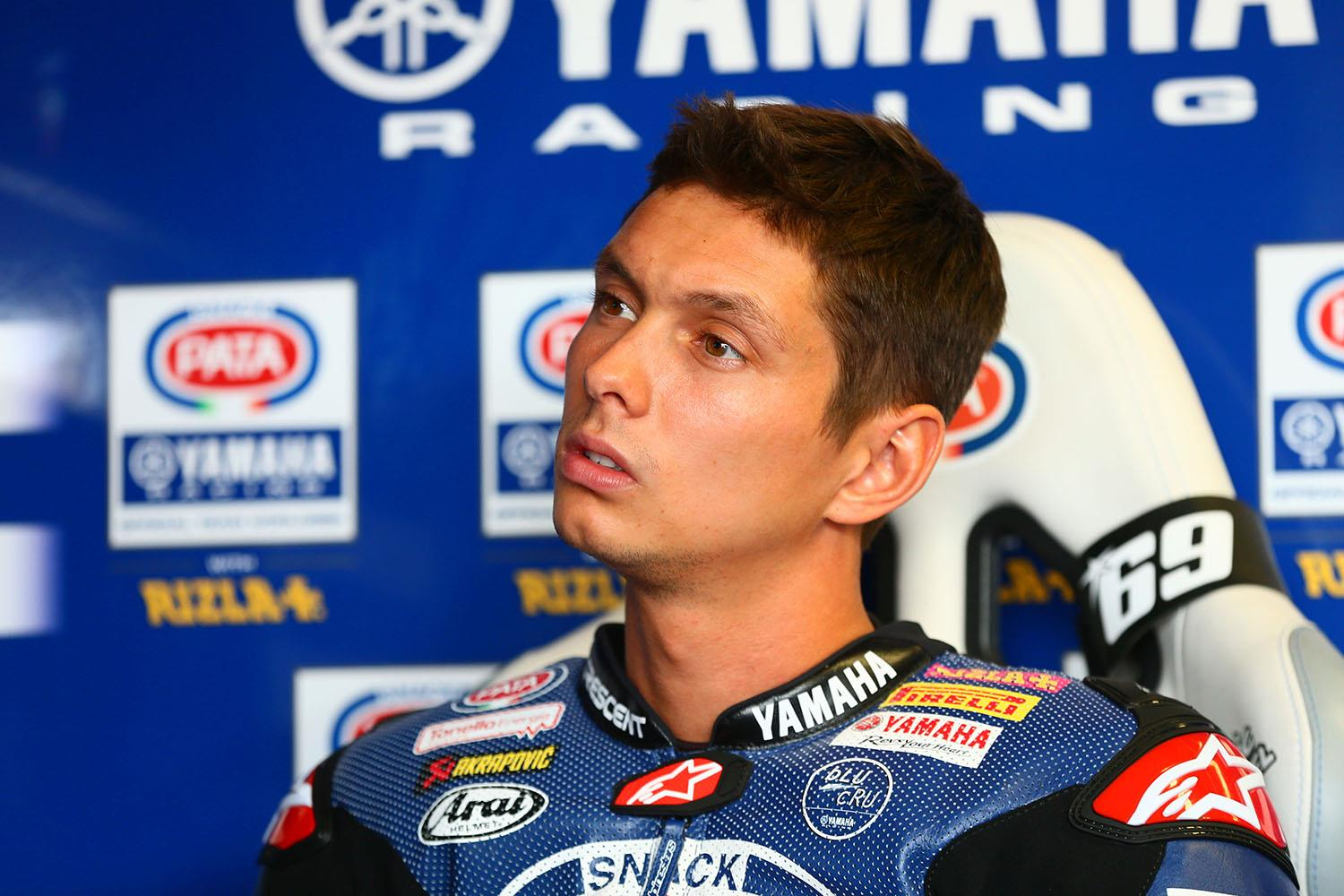 Motorcycling: Van der Mark in for Rossi at Aragon