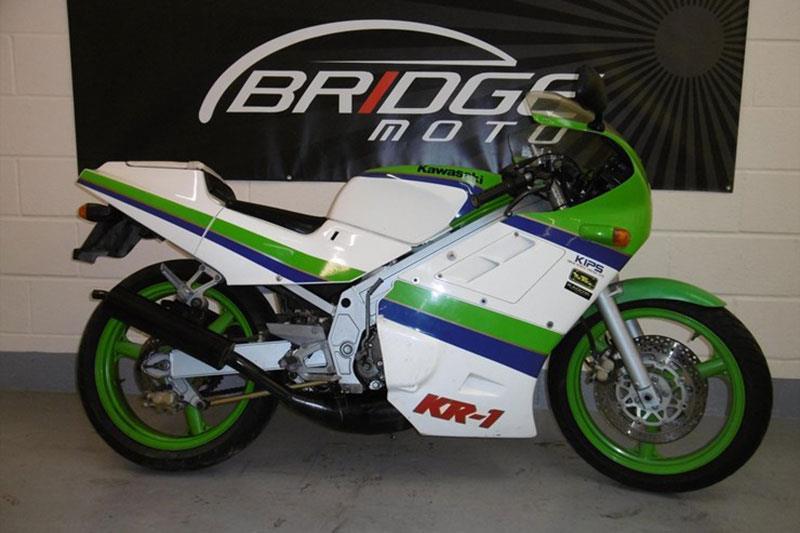 Kawasaki KR1