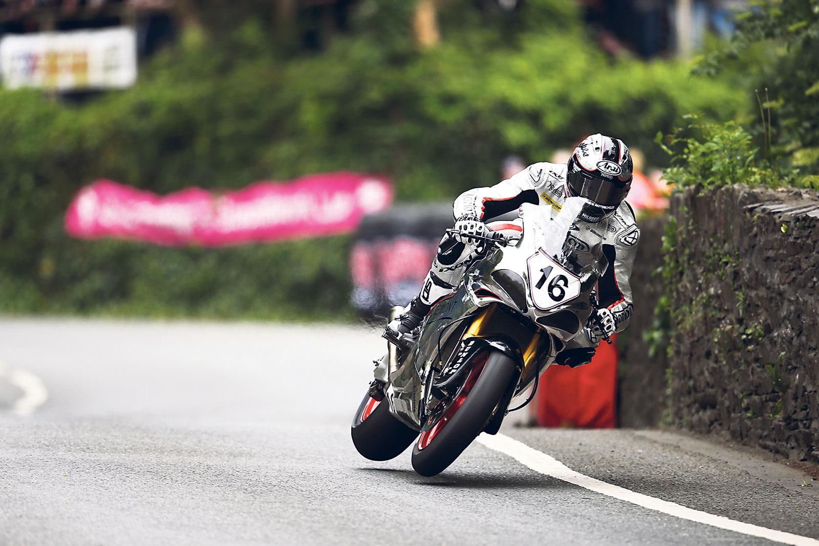 Josh Brookes, Isle of Man TT