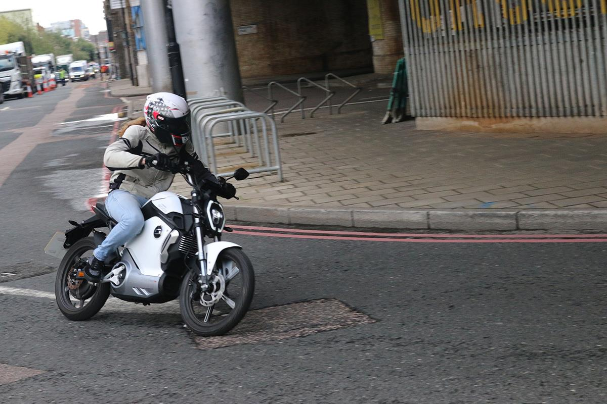 """Super Soco first ride: """"Cheap and cheerful"""" 