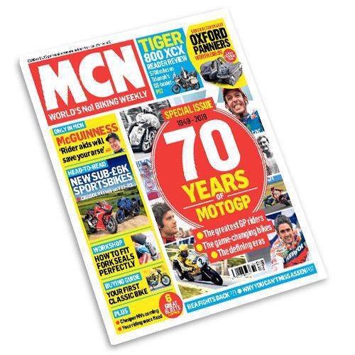 MCN newspaper