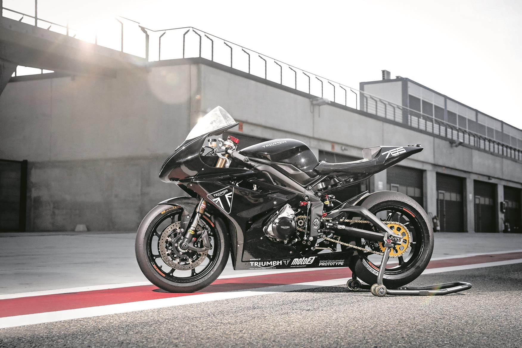 Are Triumph Targeting A 2020 Return For The Daytona With A Moto2