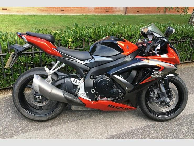 Suzuki GSX-R750 for sale