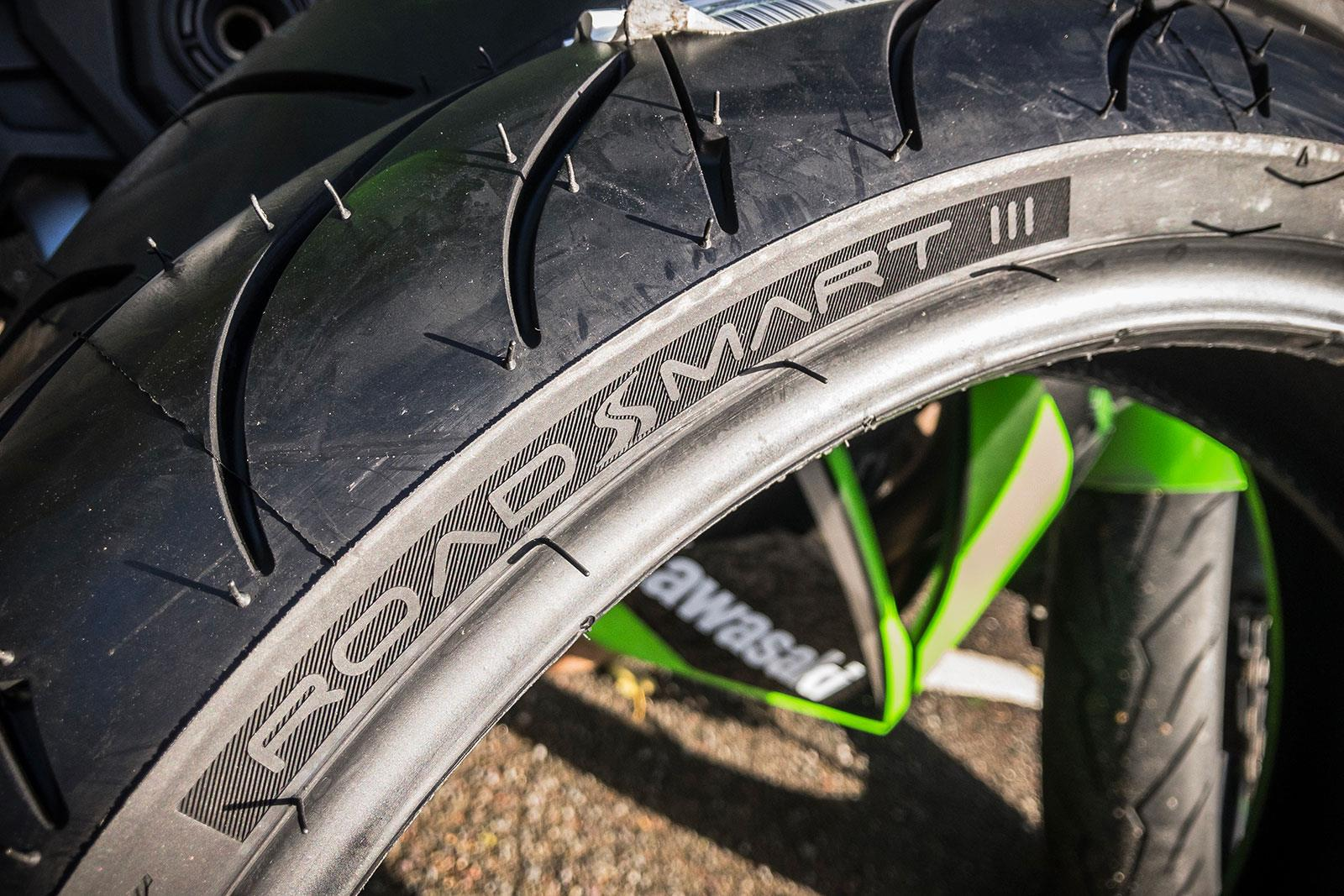 Dunlop Roadsmart III tyre