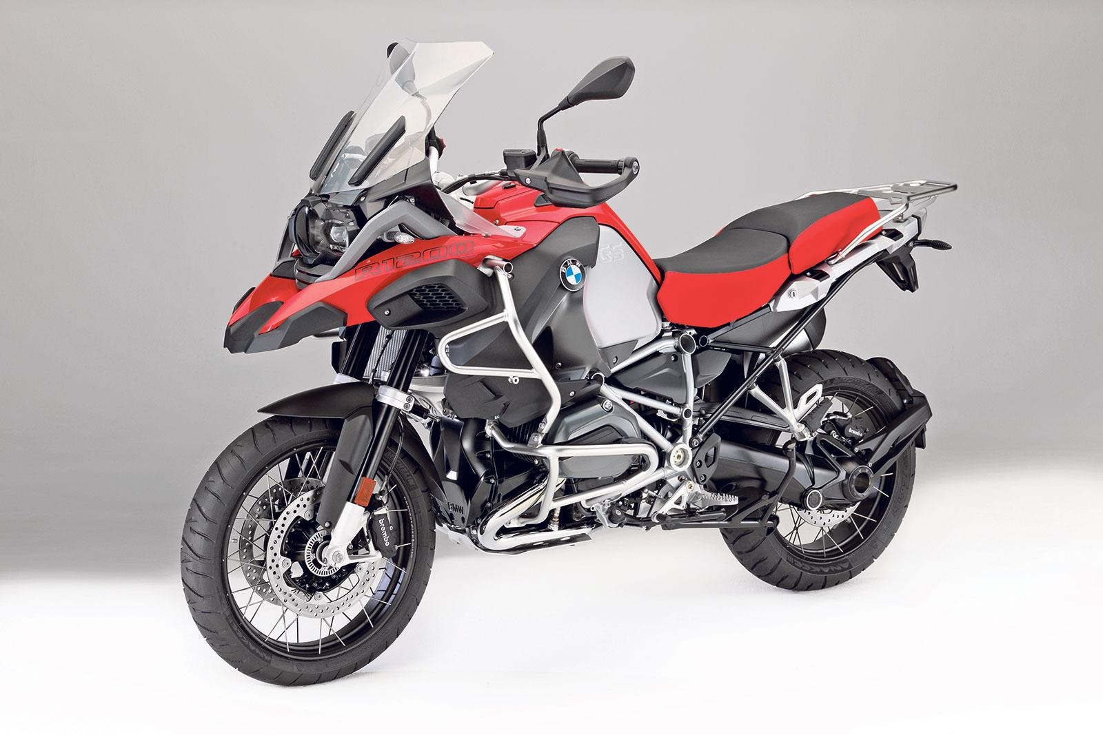 bmw s 2018 r1200gs adventure arriving in dealers now mcn. Black Bedroom Furniture Sets. Home Design Ideas