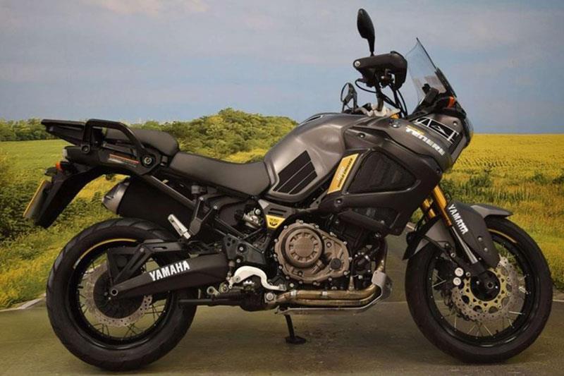 2013 Yamaha XT1200Z Super Tenere