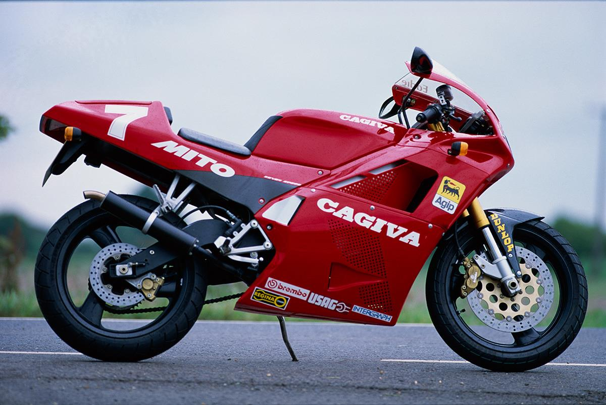 Cagiva Mito: 'As desirable as any superbike' | MCN