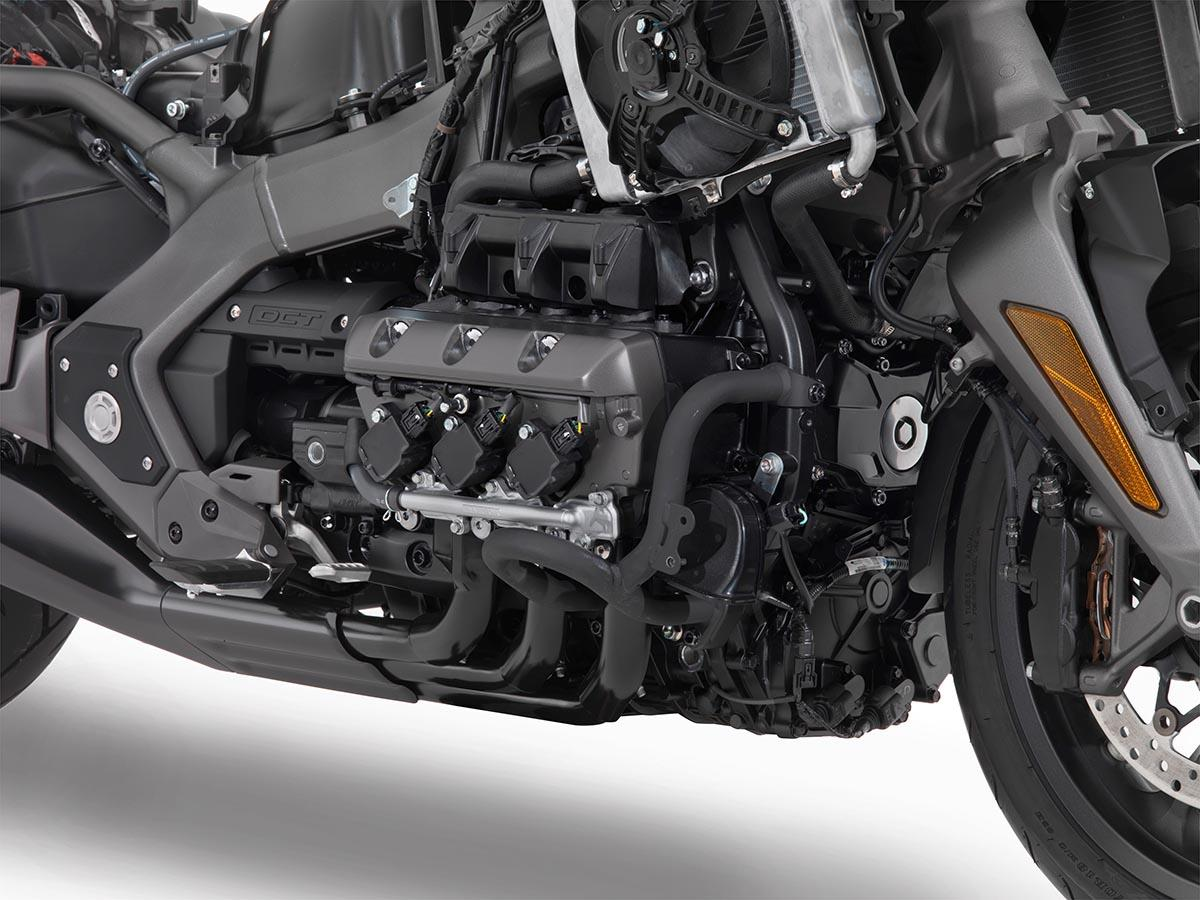 Honda Gold Wing 2018 engine