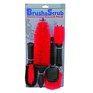 Oxford Brush & Scrub set