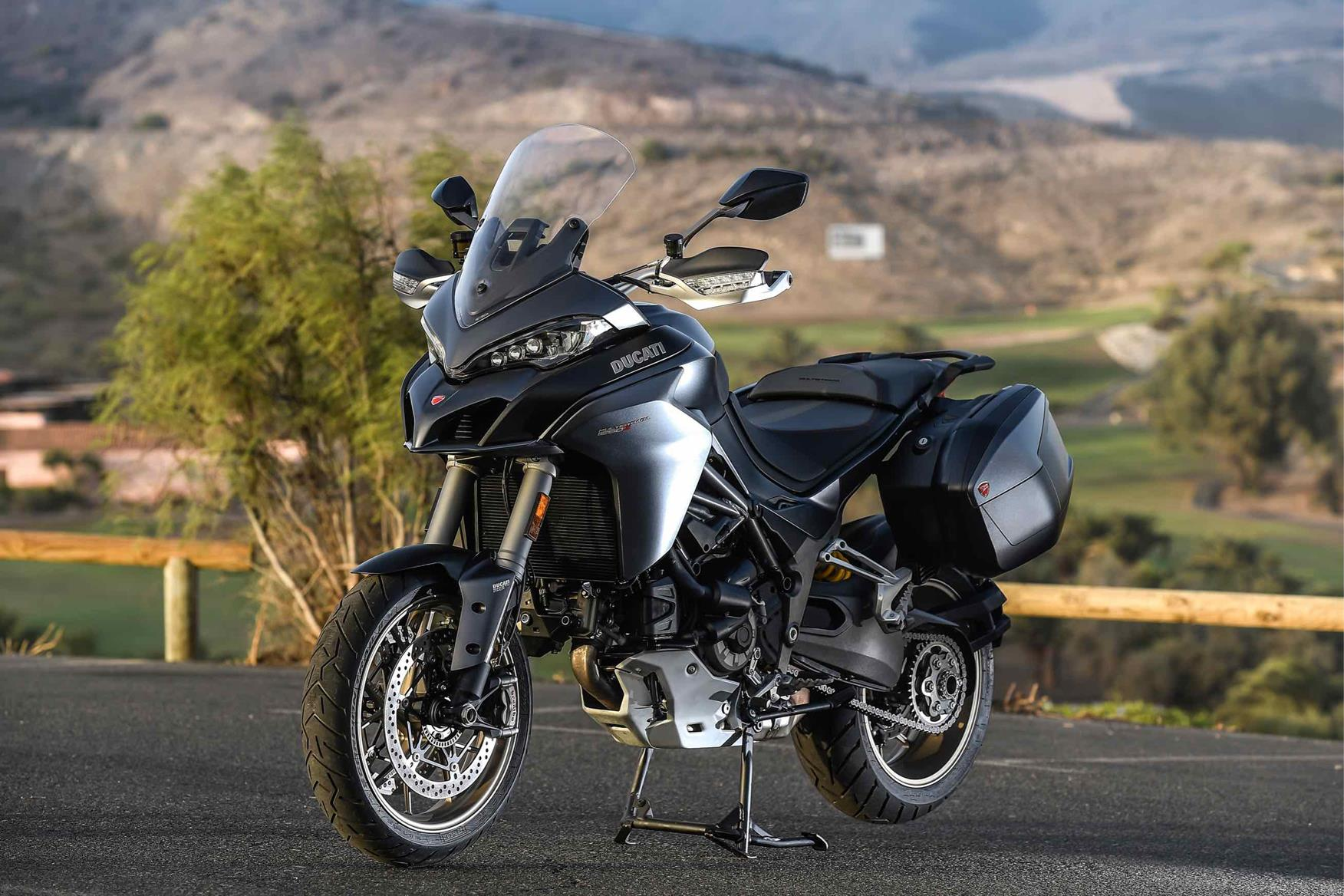 first ride new ducati multistrada 1260 s 39 gives you more. Black Bedroom Furniture Sets. Home Design Ideas