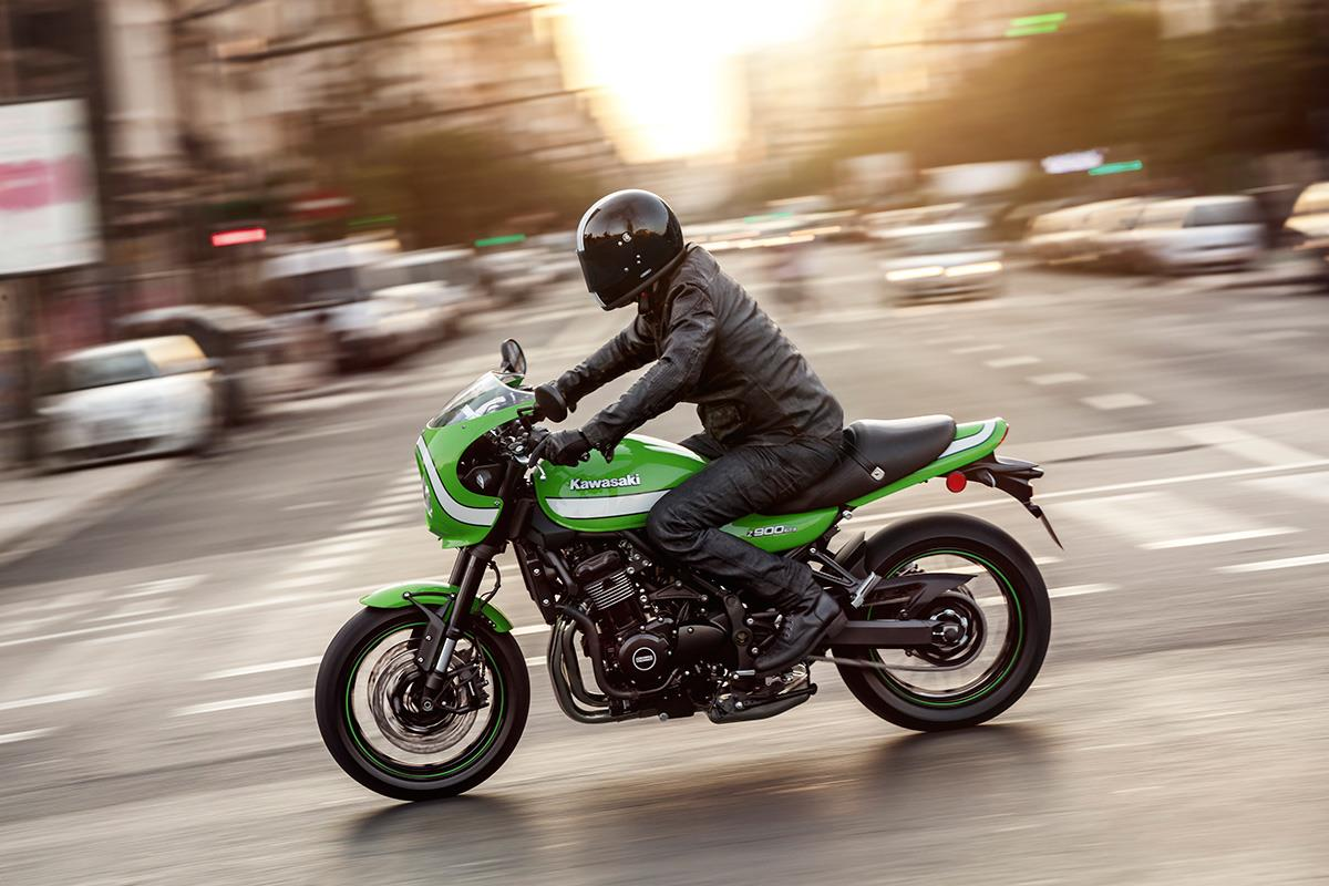 Kawasaki Z900RS Gets Cafe Racer Treatment