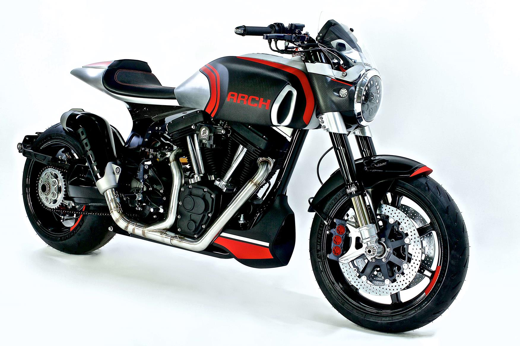 American Honda Motor Company >> Arch Motorcycles reveal two new models | MCN