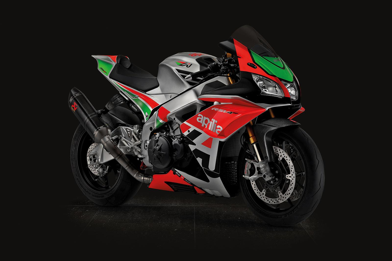 Aprilia Announce RSV4 Factory Works Kit