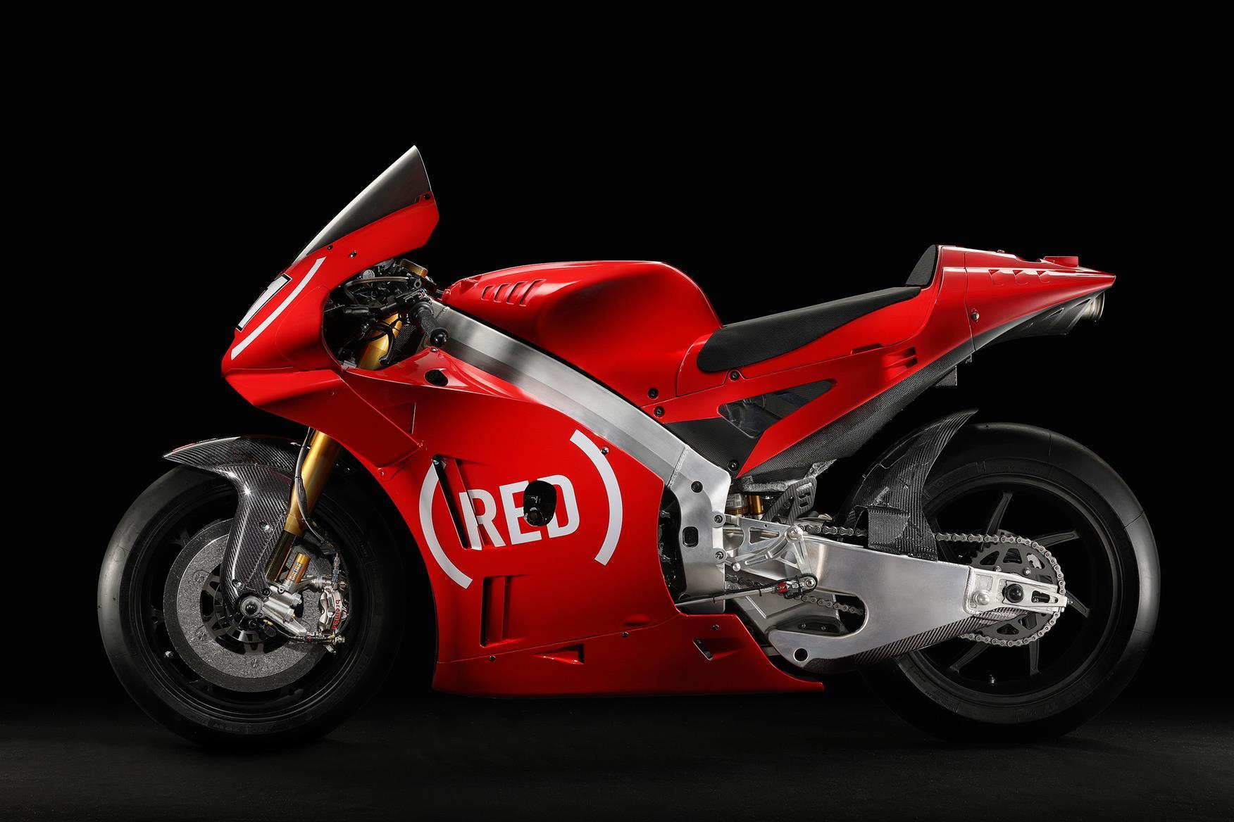 MotoGP: Aprilia renew partnership with charity (RED)