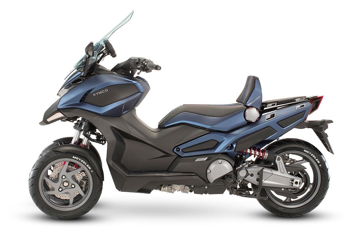Kymco unveil three wheel concept | MCN