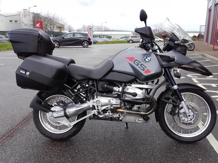 2003 BMW R1150GS