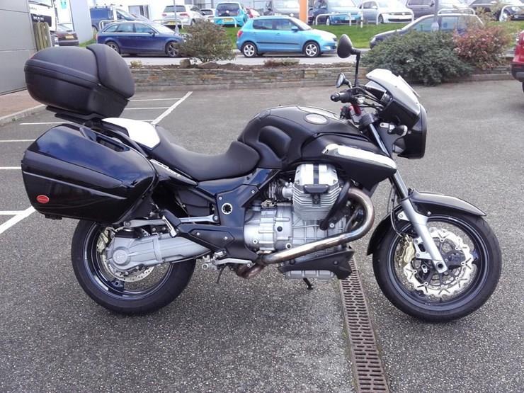 2007 Moto-Guzzi 1200 Sport