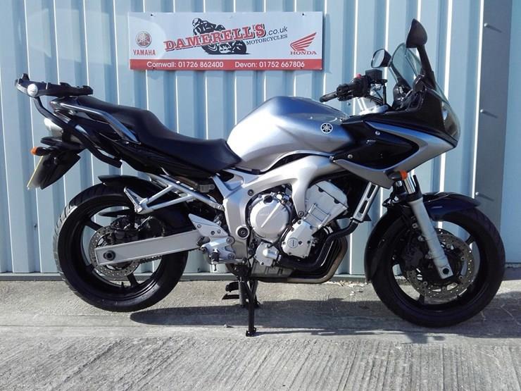 2007 Yamaha FZ6 Fazer
