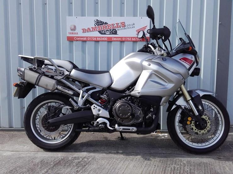 2012 YamahaXT1200Z Super Tenere