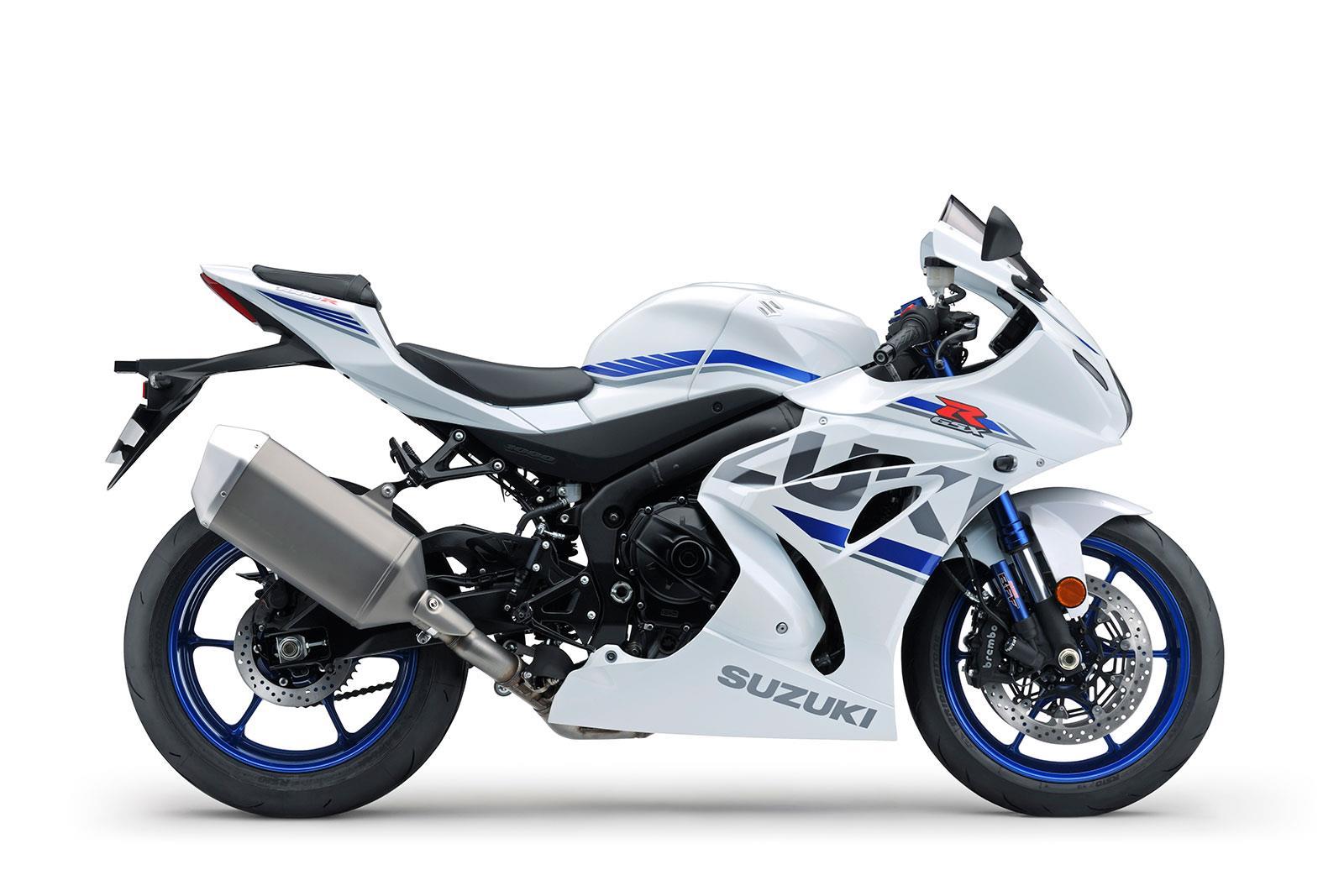 Help us decide the best 2018 Suzuki GSX-R colour | MCN