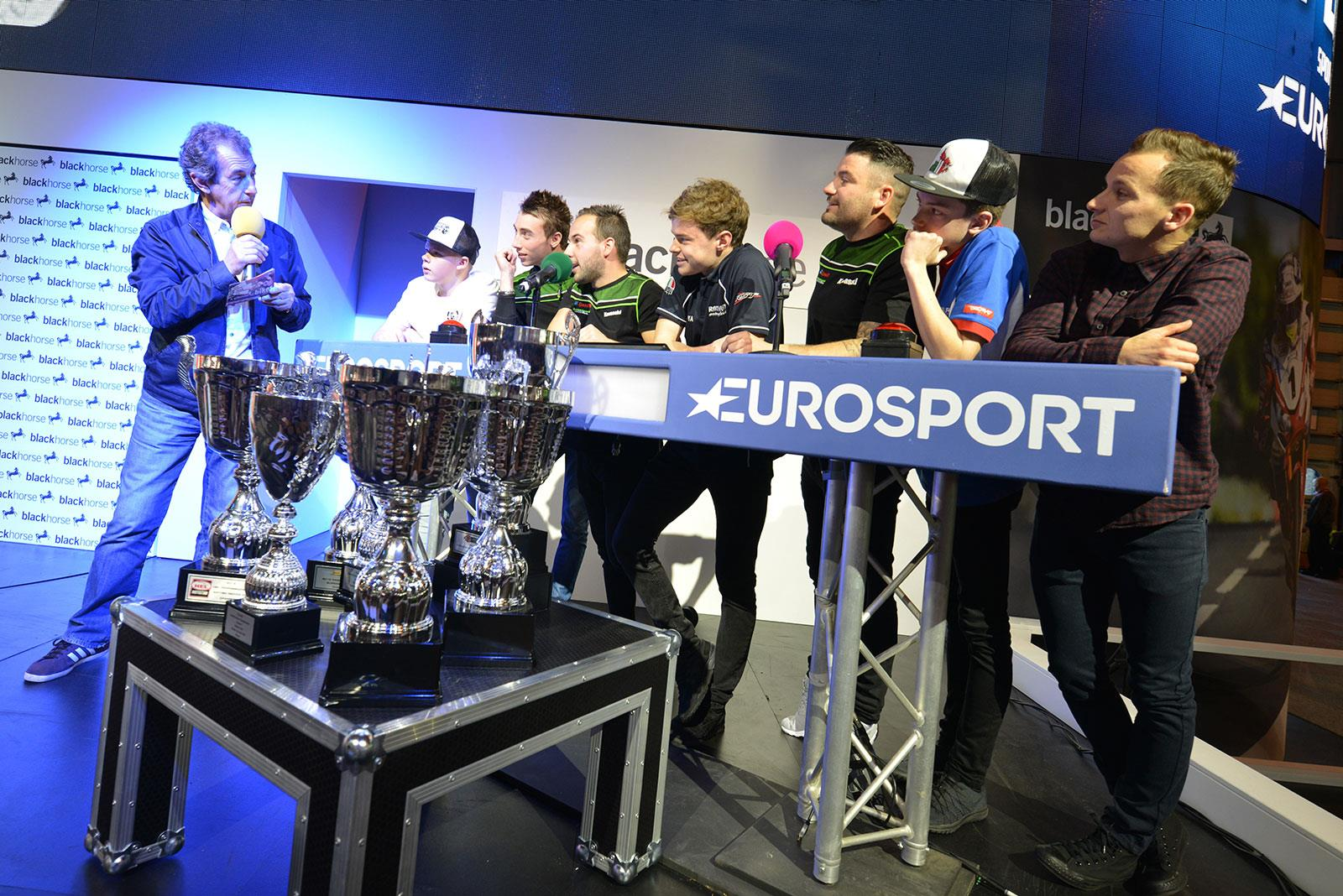 Eurosport entertainment zone