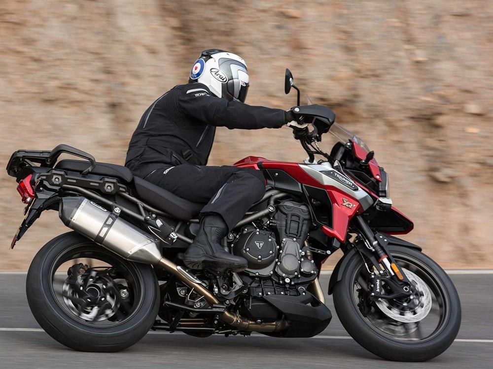 Triumph Tiger 1200 Xr 2018 On Review Specs Prices Mcn