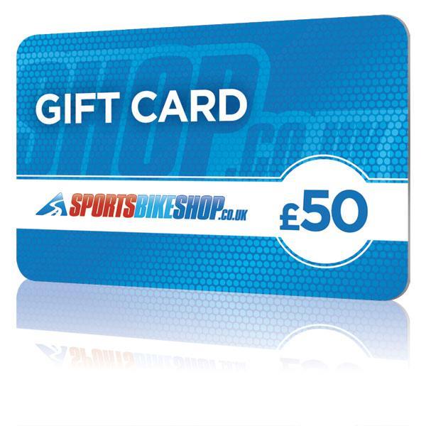 SportsBikeShop Gift Voucher