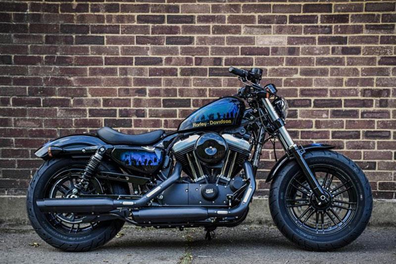 7 Head Turning Harleys