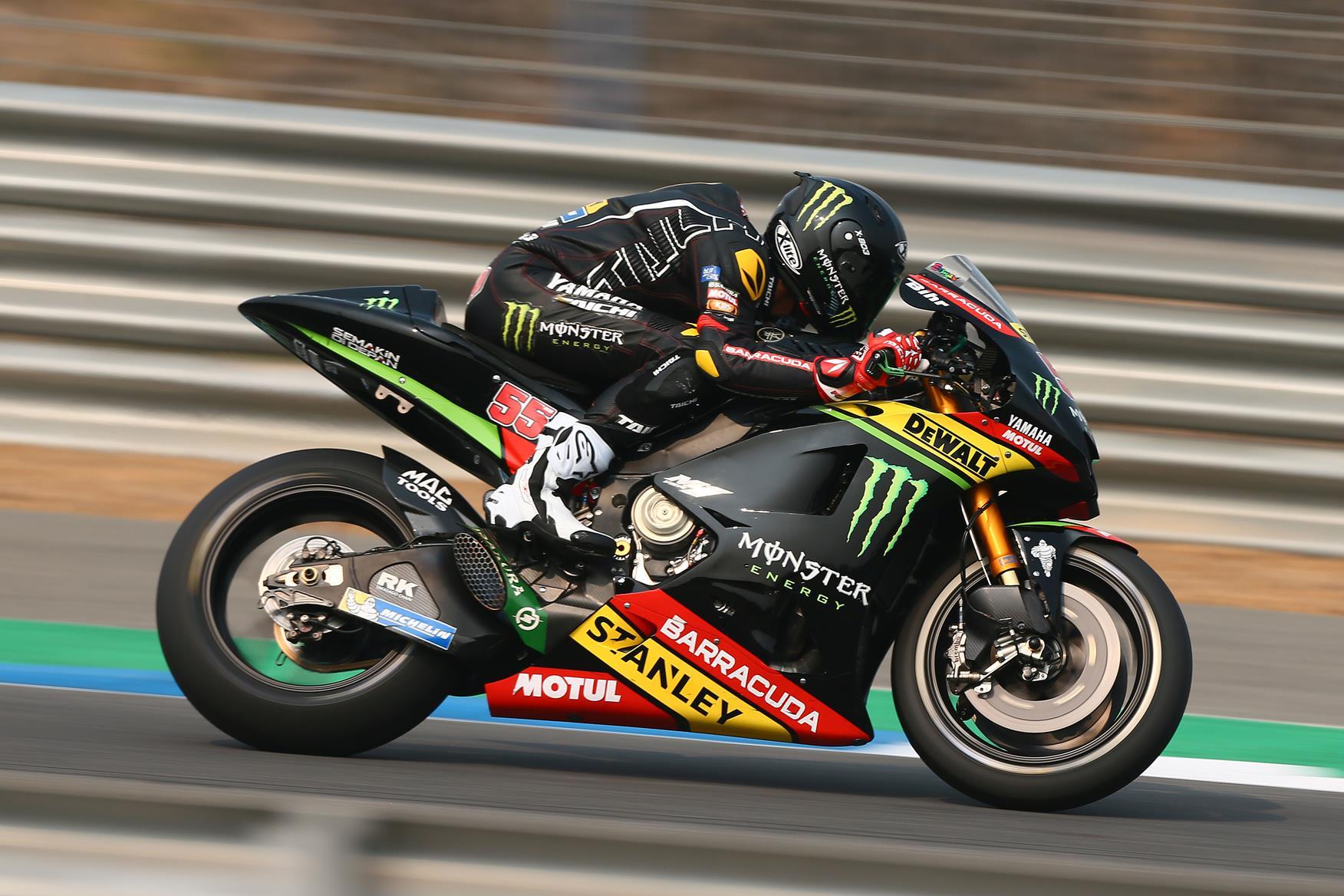 Motorcycling-Malaysian Syahrin to race for Tech3 Yamaha…