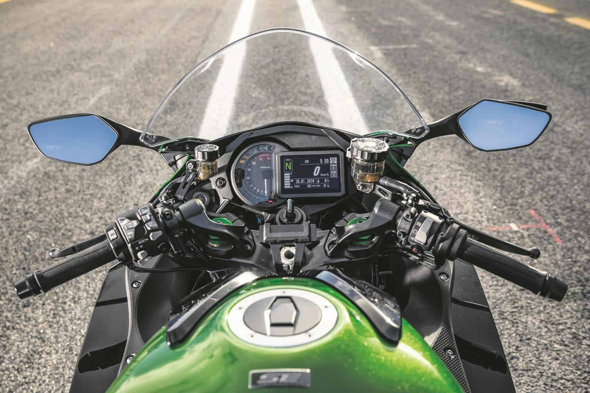 Kawasaki Ninja H2 Sx 2018 On Review Specs Prices Mcn