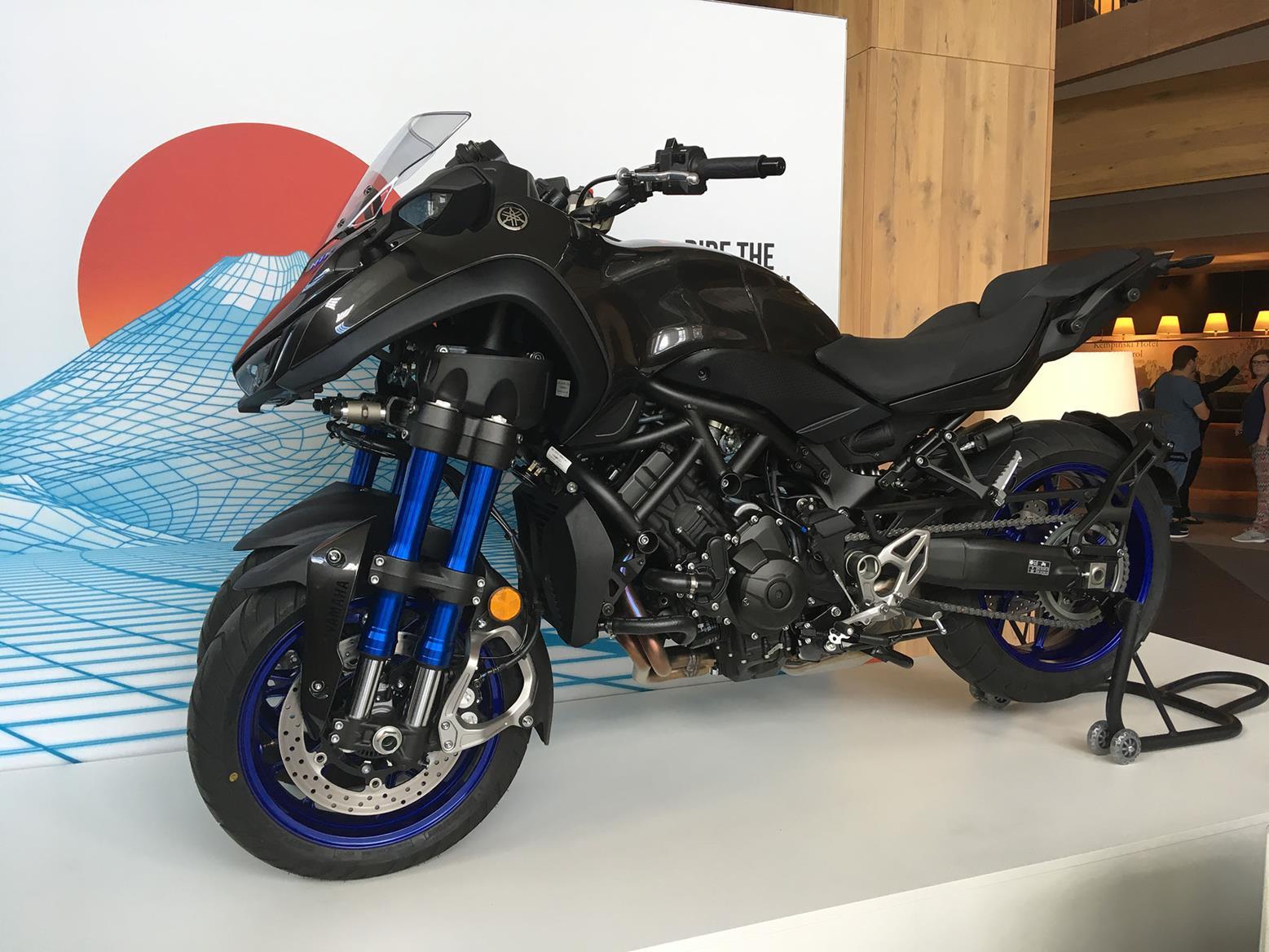 Yamaha Niken First Ride Are We Likin The Niken