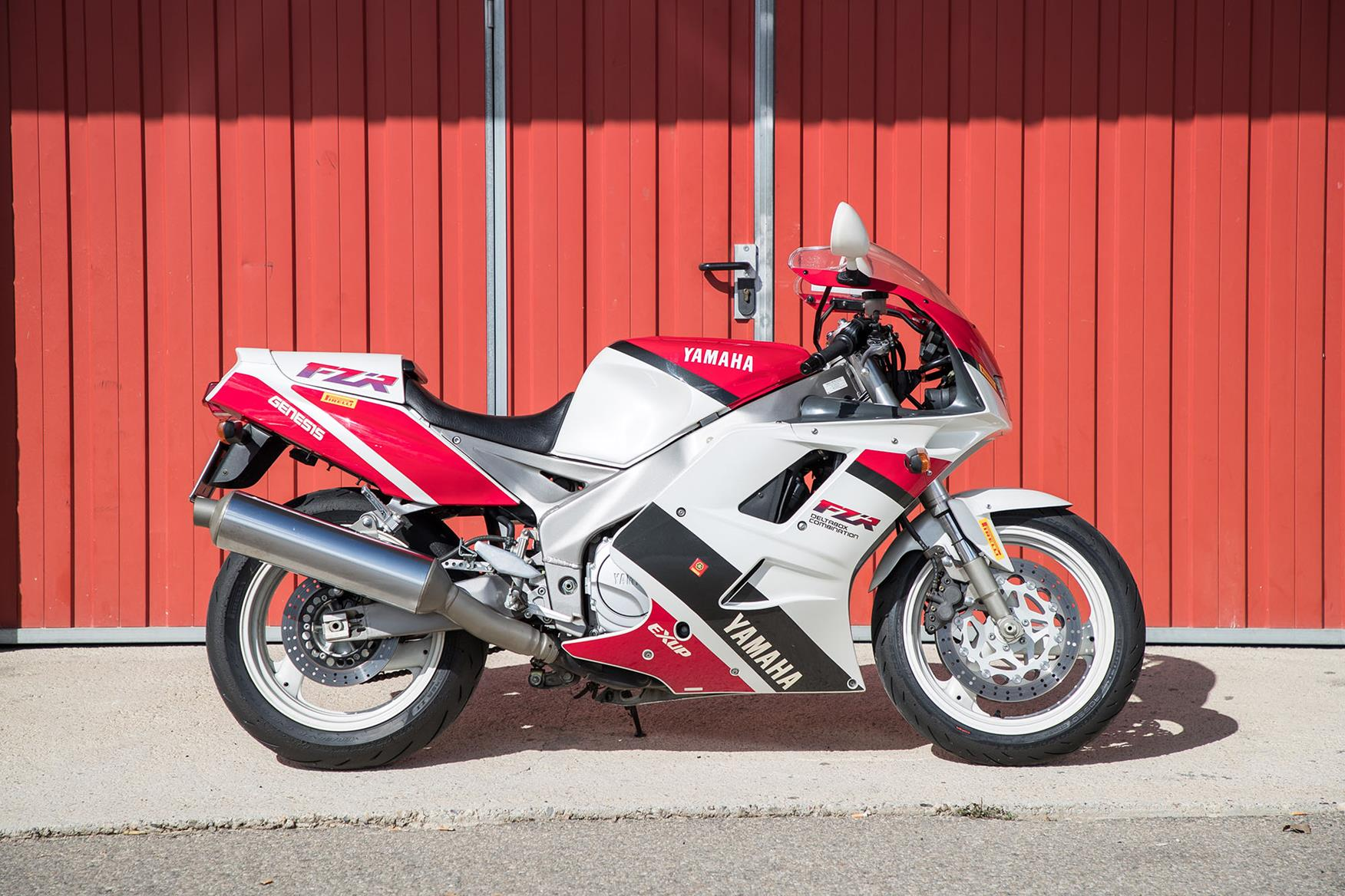 Yamaha Fzr Review Video
