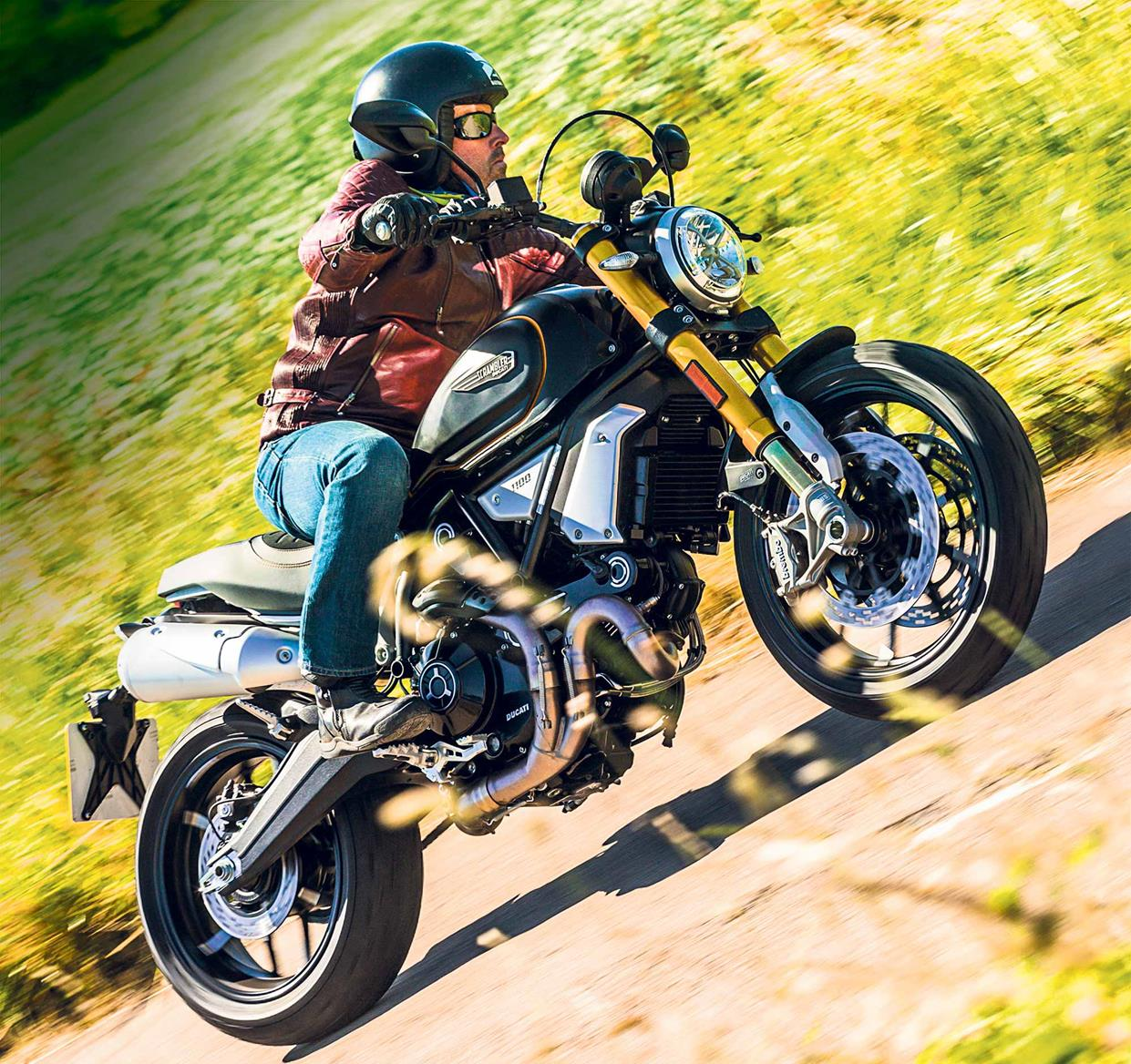 Ducati Scrambler 1100 2018 On Review Specs Prices Mcn