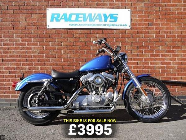 Bike Of The Day Harley Davidson Sportster 883