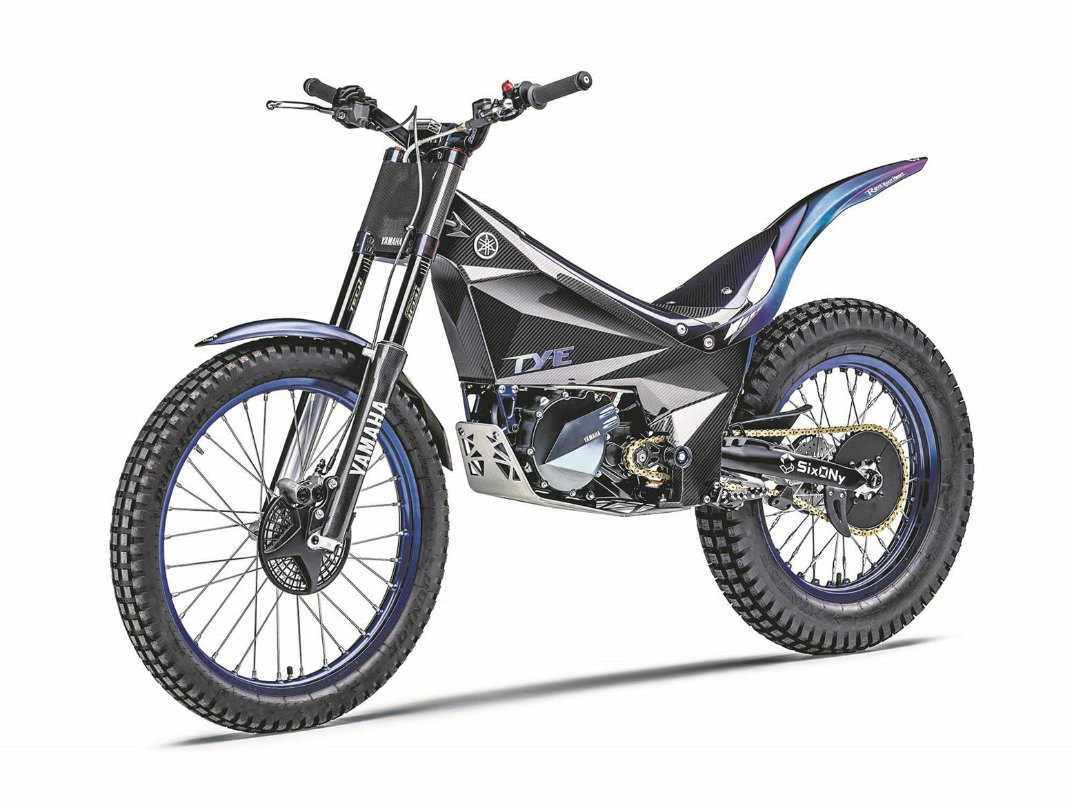 yamaha unveil ty e electric trials bike concept. Black Bedroom Furniture Sets. Home Design Ideas