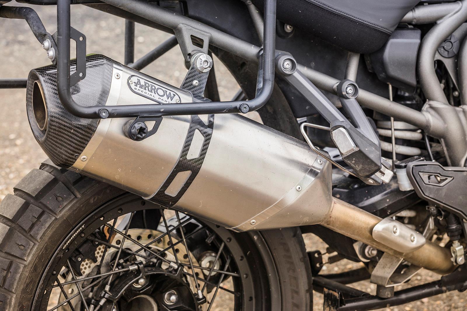 Crack tiger engine