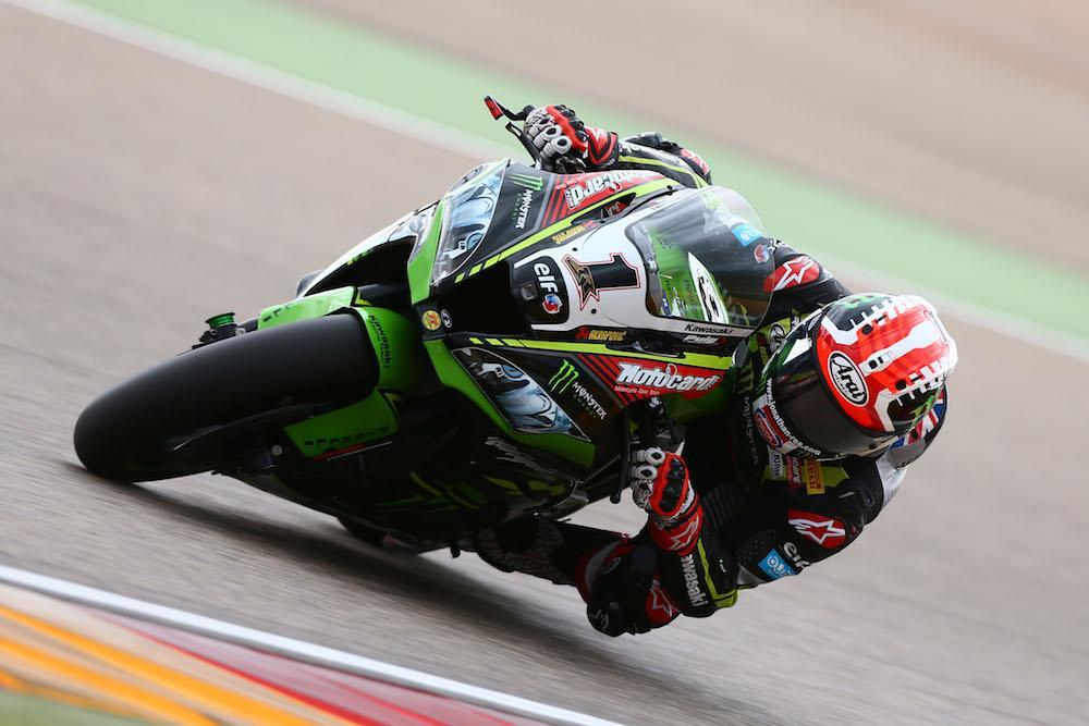 Jonathan Rea claims Superbike Race 1 victory