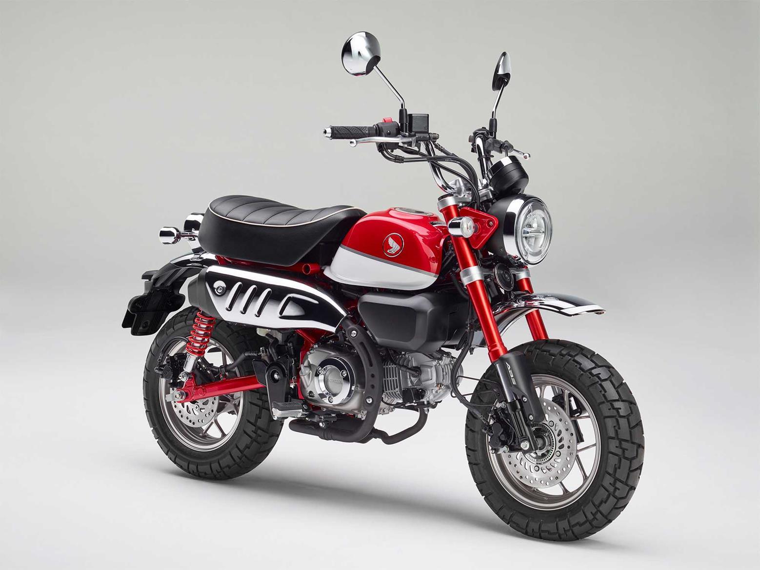 Honda Monkey bike in dealers by the end of July