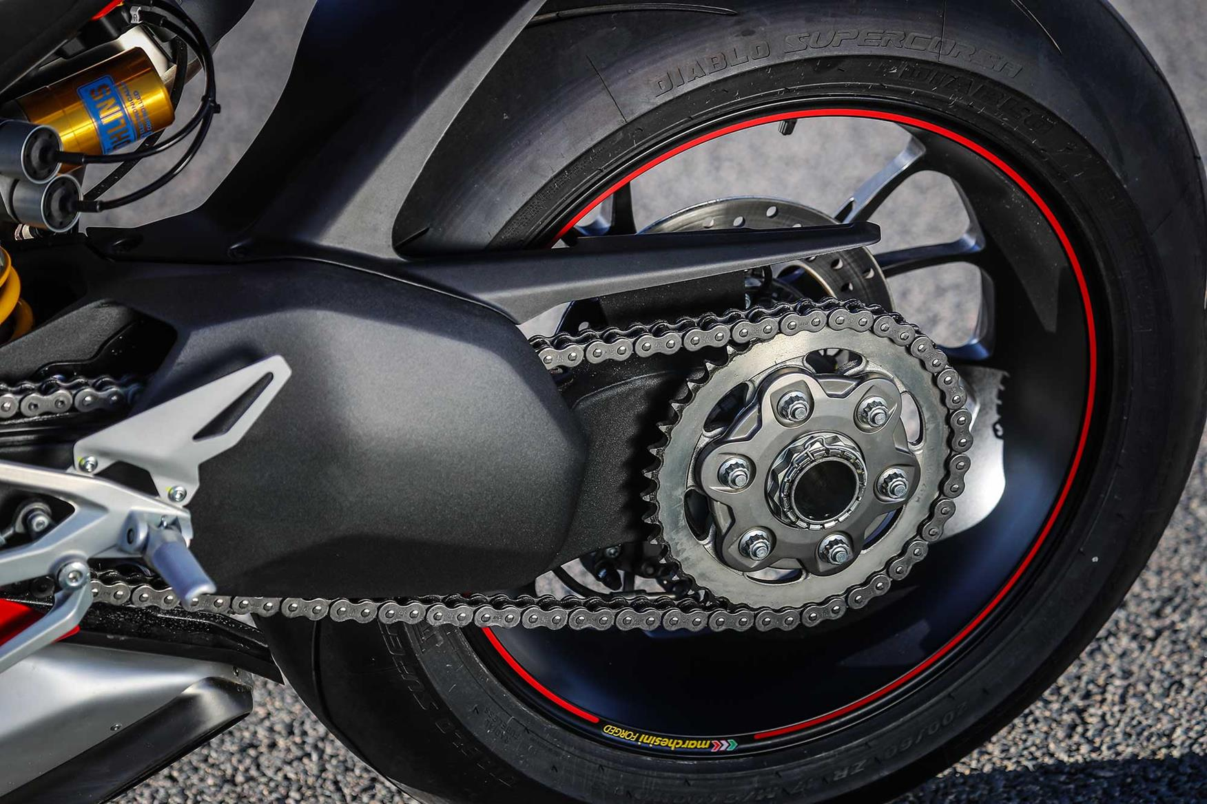 Ducati Panigale V4s 2018 On Review Mcn