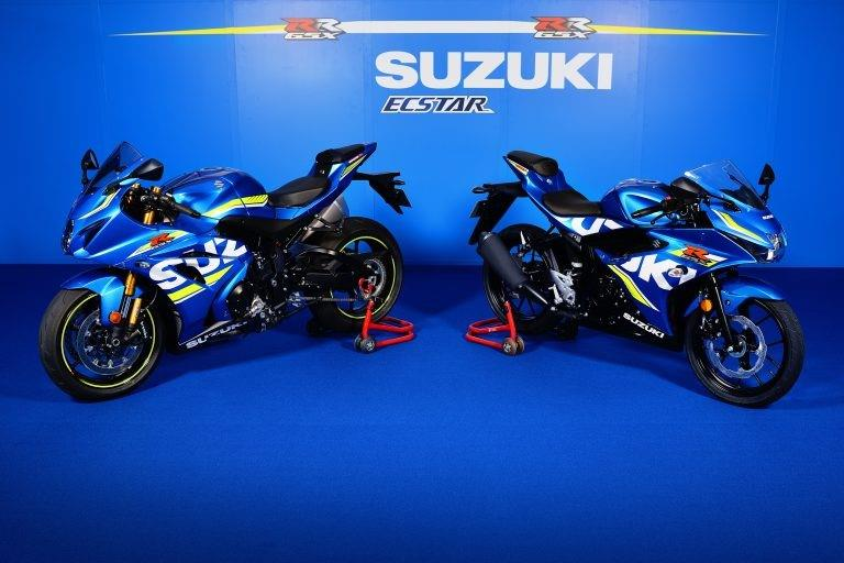 Suzuki will be one of the manufacturers attending Motorcycle Live 2018