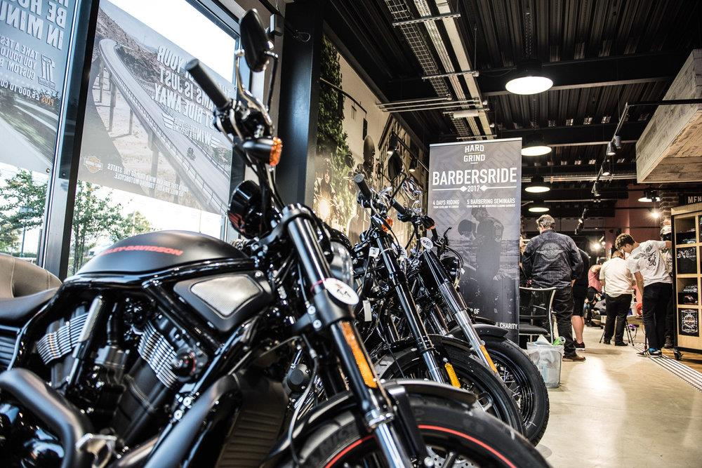Barbersride is back for 2018 to raise money for charity