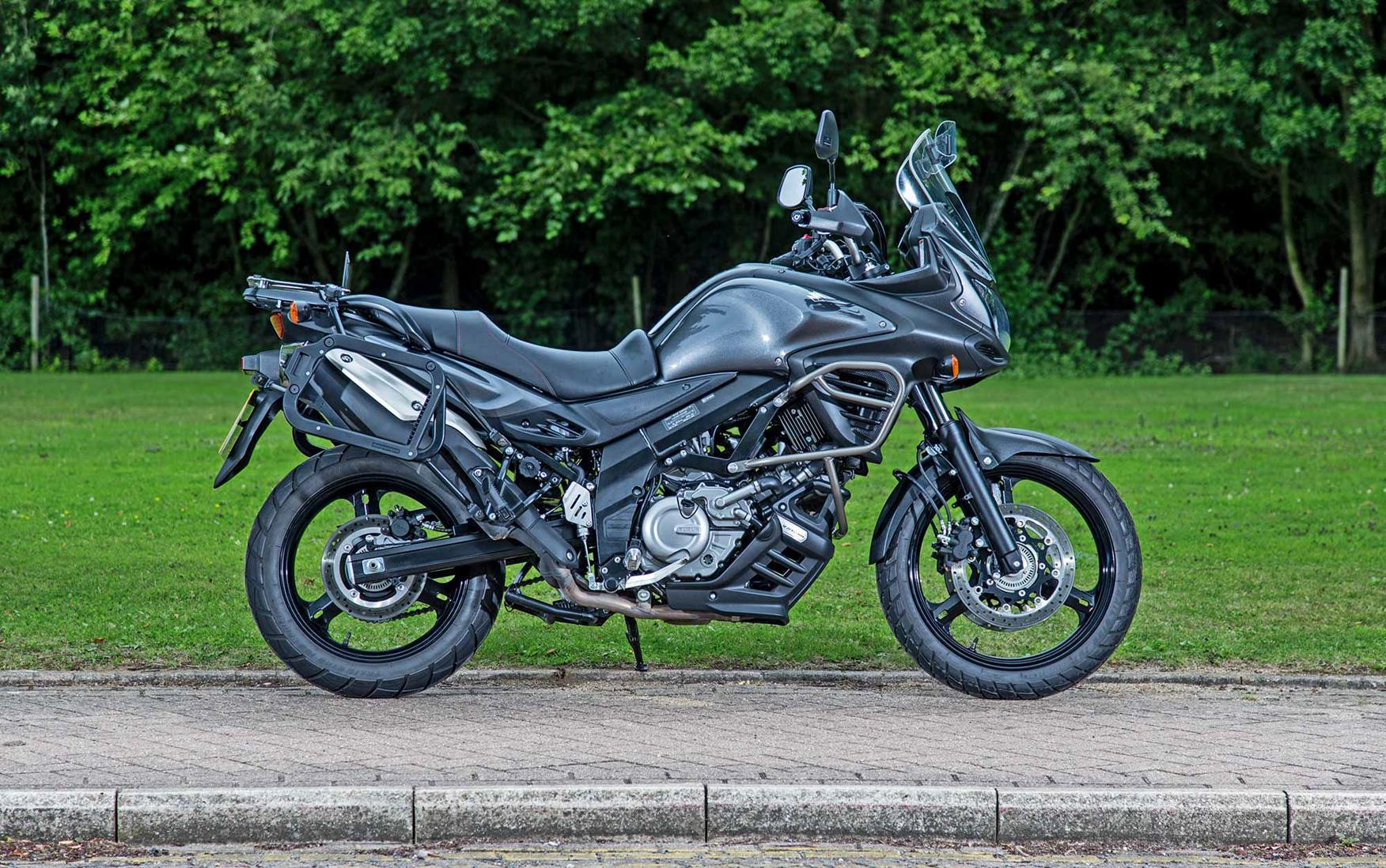 The Suzuki V-Strom 650