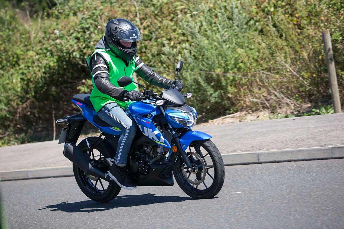 Declan Brooks completing his CBT