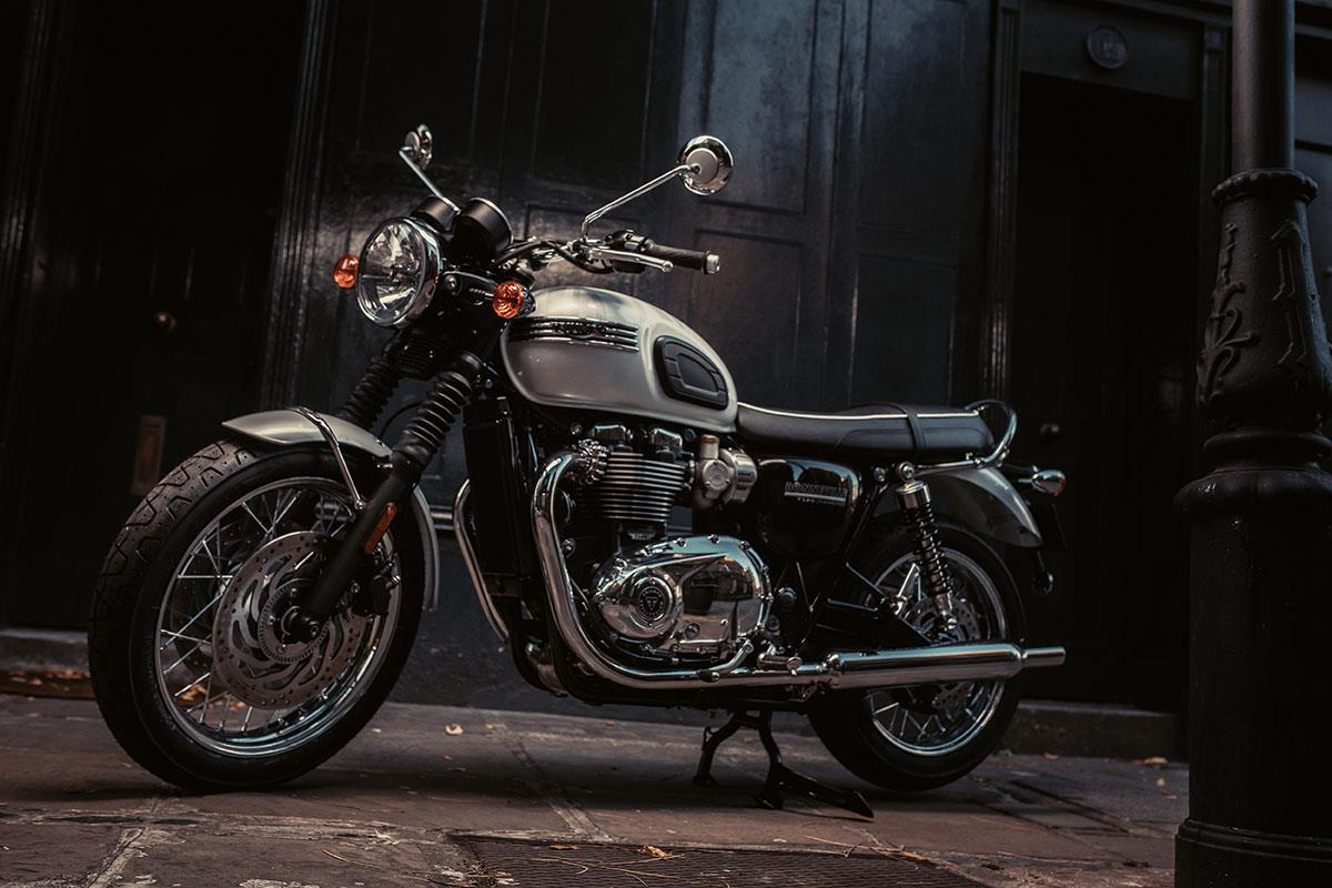 Triumph Bonneville T120 Diamond special edition