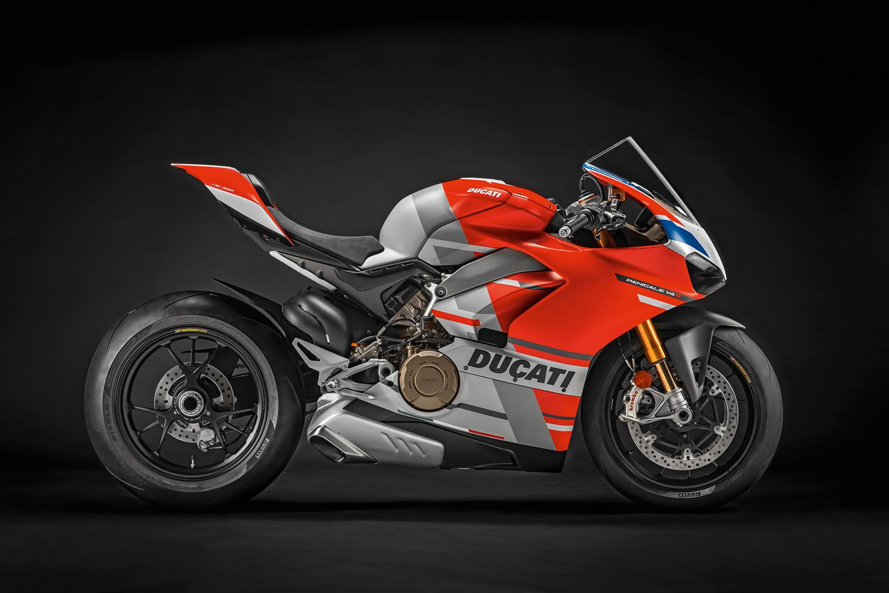 Ducati V4 Speciale 2018 On Review Mcn