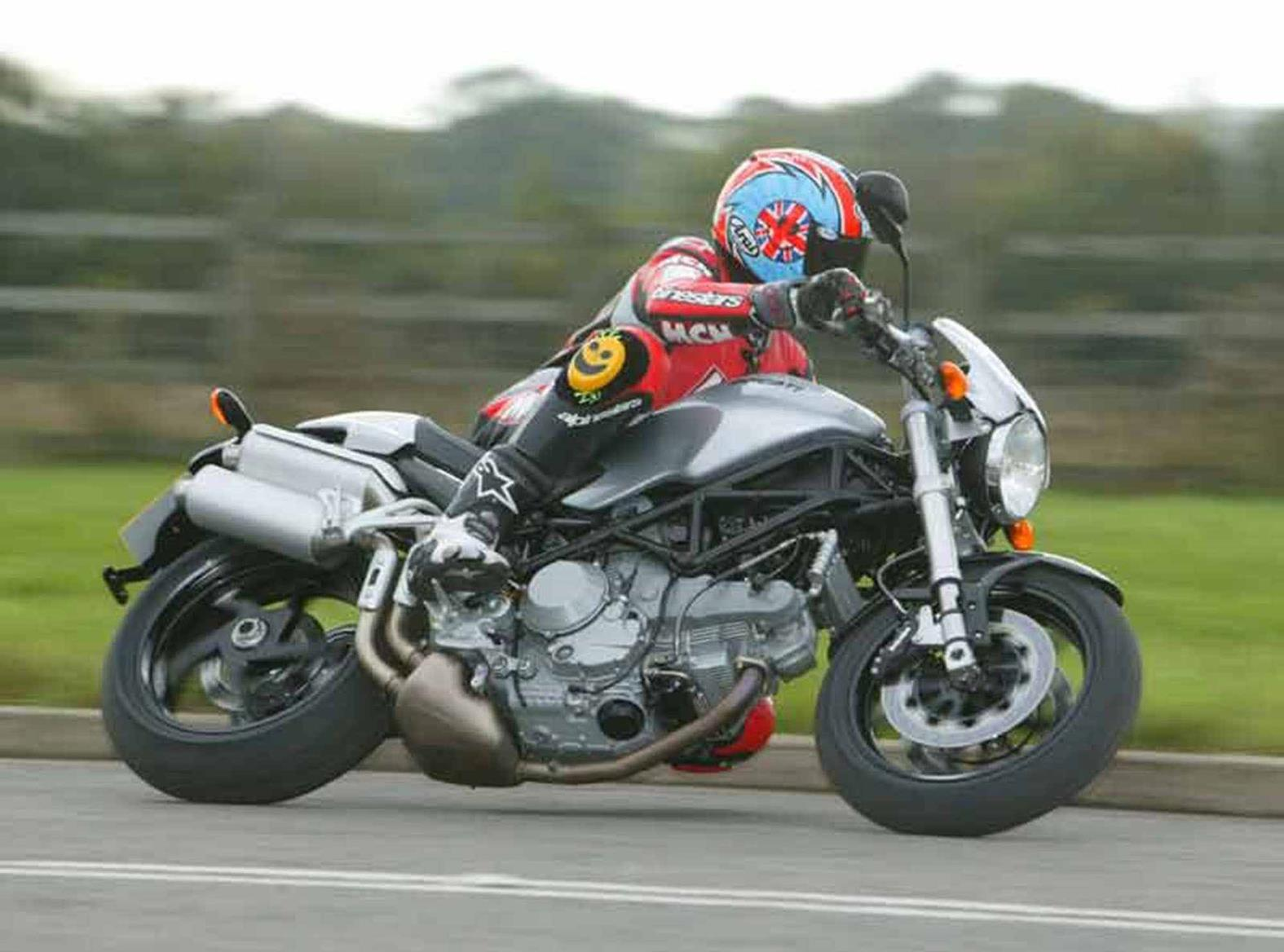 Ducati Monster S4 range