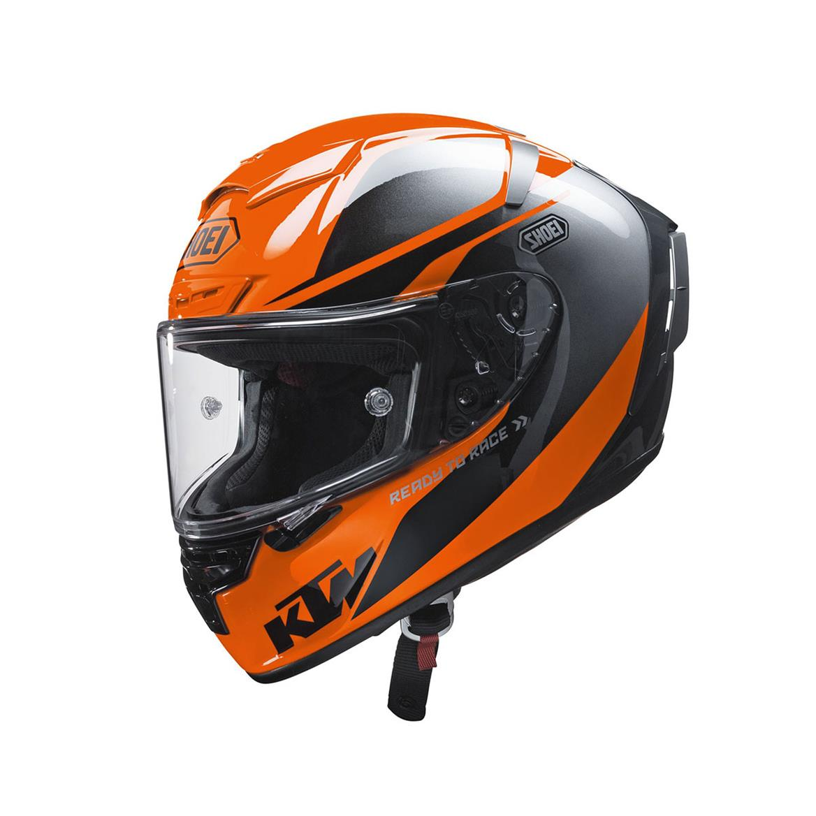 The new Shoei X-Spirit III