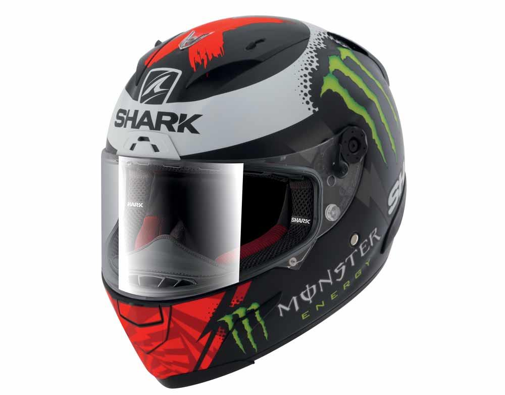 The SHARK Racer-R Pro helmet