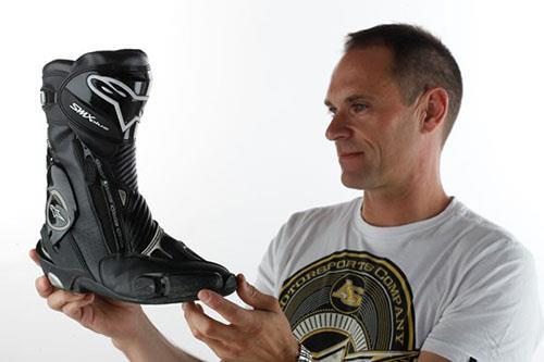 The 2013 Alpinestars SMX Plus Gore-Tex boots